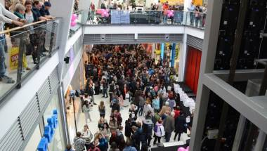 IGY Shopping Mall Re-opening