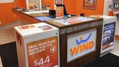 Wind – store audit